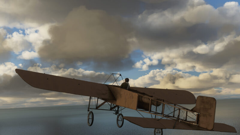Wing42 Blériot XI