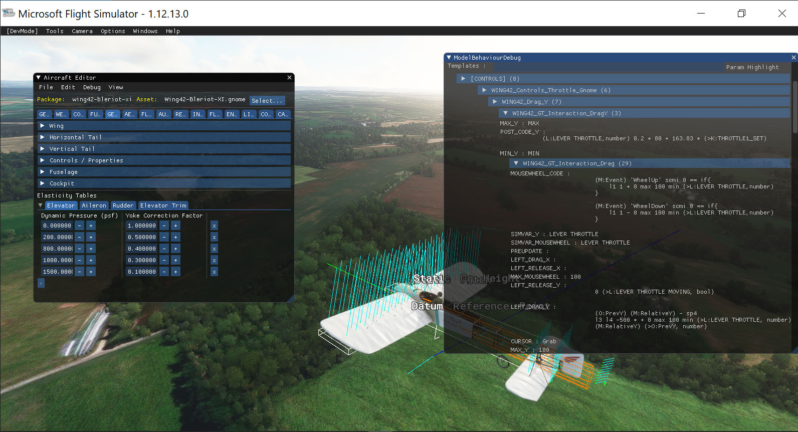 Debugging of a MSFS add-on