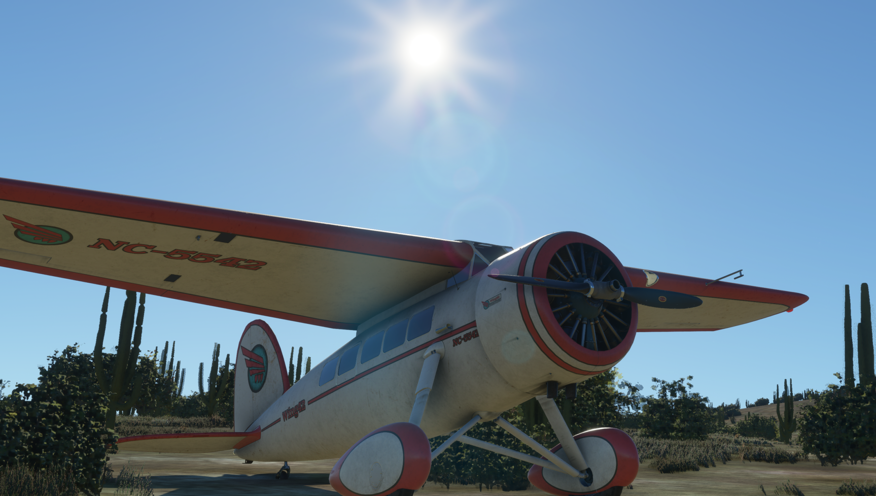 Wing42 Vega for MSFS