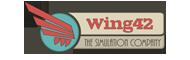 Wing42 logo
