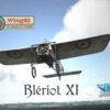Wing42 Blériot XI cover
