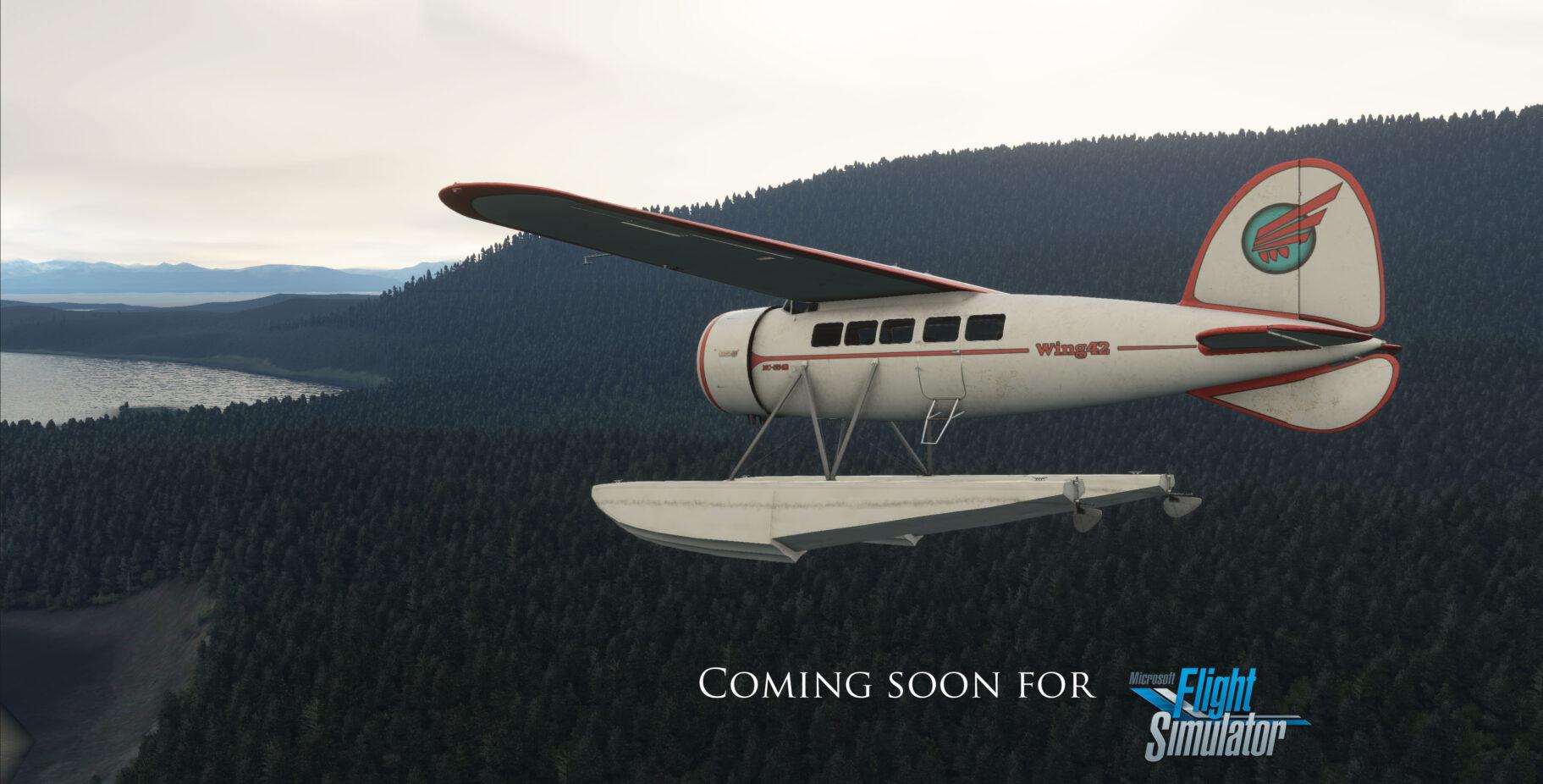 Wing42 Vega for MSFS (wip)