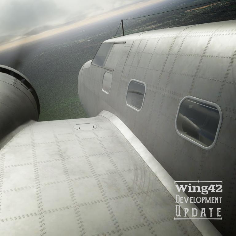Wing42 Boeing 247D devblog