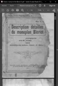 Wing42 Blériot XI historical manual