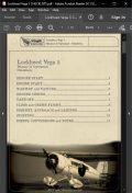 Wing42 Vega checklist